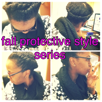 Phenomenal Fall Protective Style Series Yarn Twists The Life Of A Leo Hairstyles For Women Draintrainus